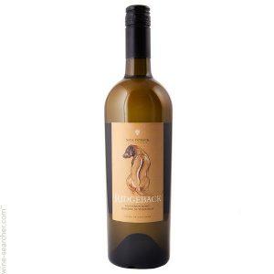 Rhodesian Ridgeback wijn